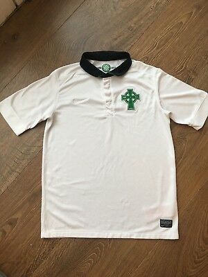 CELTIC FC Football Shirt Unisex Kids Large