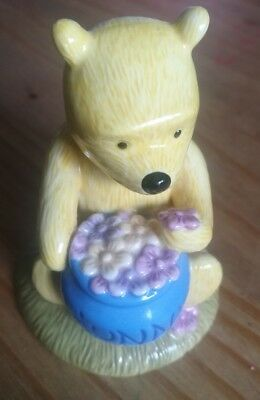 """Royal Doulton Winnie The Pooh Four Seasons """"all The Flowers Are Waking Up"""""""