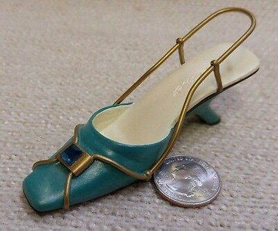 Just the Right Shoe- Raine Willits #25347 Elegant Touch 2002 Sandal 170734