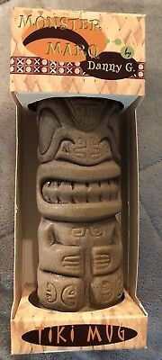 Tiki Farm's Monster Marq by Danny G. dated 2003