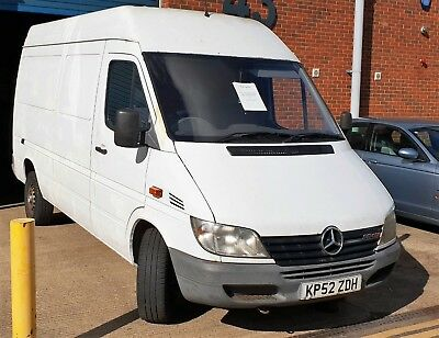 Mercedes Sprinter   1 YEAR  M.O.T