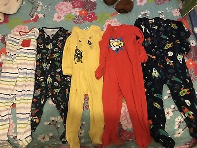 Sleepsuits 18-24 Months