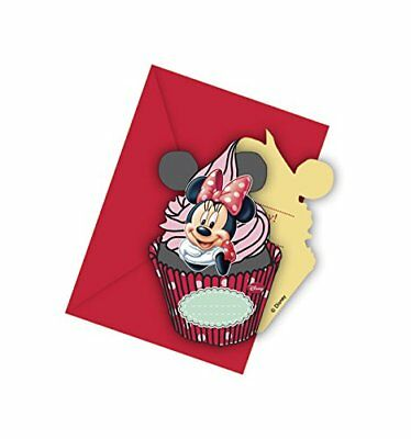 I D'Invito I Minnie Mouse Café 6 St.