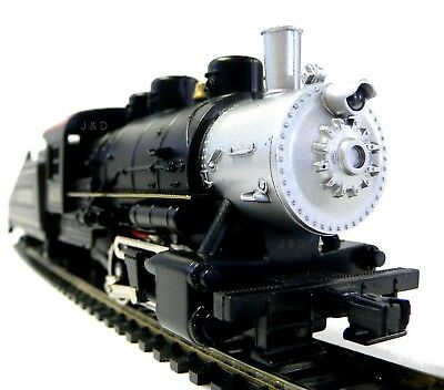 HO Scale Model Railroad Trains Layout Engine Southern 0-4-0  Switcher w/ Tender