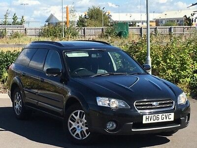 2006 Subaru Outback 2.5 SE Auto sold with no reserve to the highest bidder