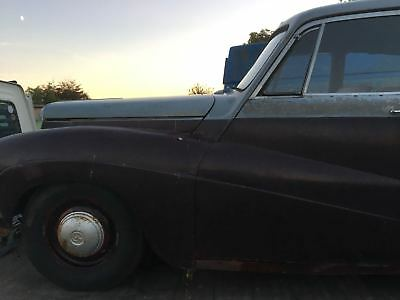 Daimler Conquest/Century saloon to restore THIS IS A NO RESERVE AUCTION