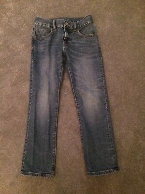 Boys Gap Regular Fit Jeans Age 7 Years
