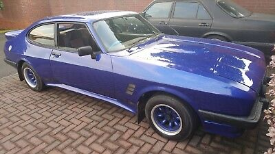 ford capri 3.0 X pack
