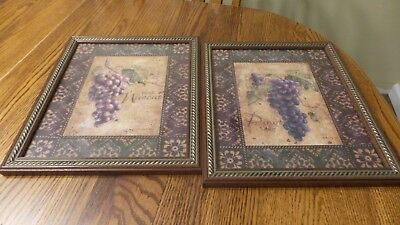 Home Interiors Grape Pictures