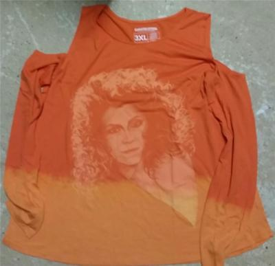 Loot Crate Wear for Her Tshirt GHOSTBUSTERS Sigourney Weaver 3XL XXXL
