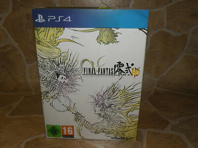 Final Fantasy Type-0 HD Collector's Edition Für PS4