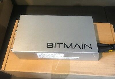 New Bitmain APW3++ PSU