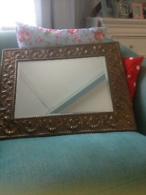 Beautiful Vintage Arts And Crafts Mirror