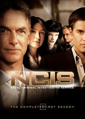 NCIS COMPLETE SERIES 1 DVD Box Set + BONUS FEATURES Season New Sealed First