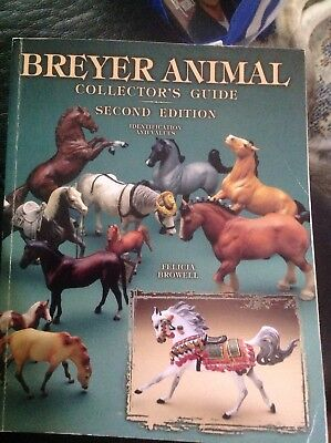 Breyer Animal collector guide second edition book