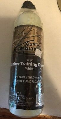 LARGE Realtree Dog Rubber Hunting Training Dummie Floatable Retriever Toy