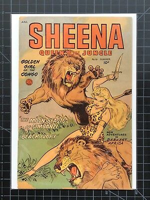 Sheena, Queen of the Jungle #s 16 & 17 - Lot of 2 Books - NO RESERVE