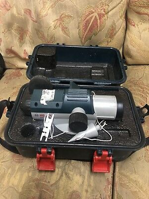 Bosch GOL 24 Professional Surveying Optical Level Kit
