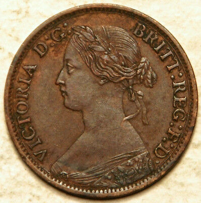 Nova Scotia (Canada) 1/2 Half Cent 1861 (Lot #a)