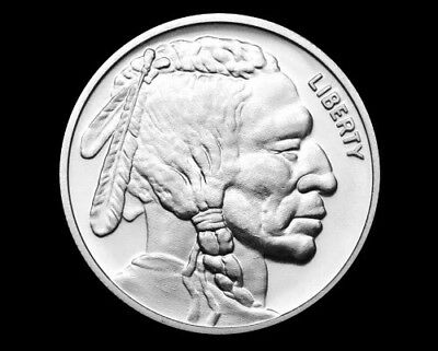 1oz 2013 Buffalo Silver Bullion Rounds .999 Pure Silver Coins NTR Metals