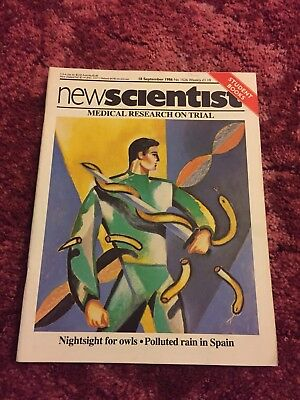 New Scientist MEDICAL RESEARCH ON TRIAL
