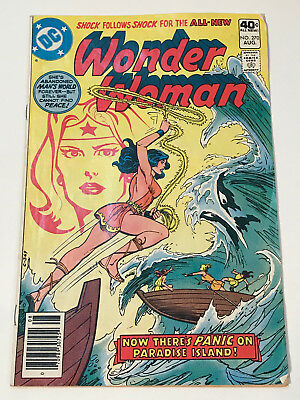 WONDER WOMAN #270 BRONZE AGE DC COMIC August 1980 used