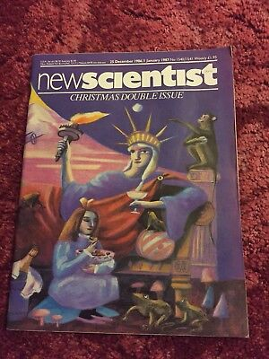 New Scientist Christmas Double Issue
