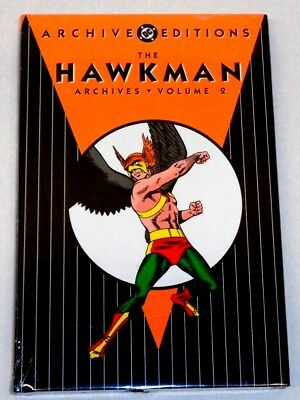 DC ARCHIVE EDITIONS HAWKMAN Vol 2 HARDCOVER (SEALED-UNREAD) see more HCs & TPBs