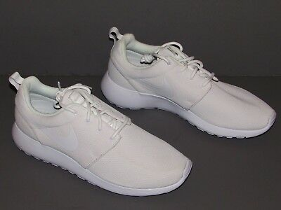 new style 64738 e0c27 Nike Roshe One Women s Shoes White Pure Platinum 844994-100 Size US 11