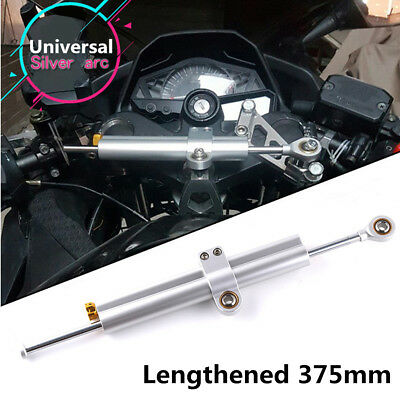 375mm Steering Direction Damper Stabilizer Reversed Safety Control For Motocycle