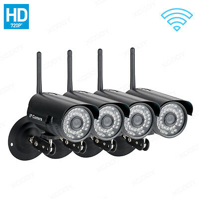 Wireless P2P Onvif WIFI Outdoor Night Vision CCTV IP Camera Home Security System