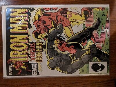 Iron Man lot Bronze lot of 2. 192 and 196