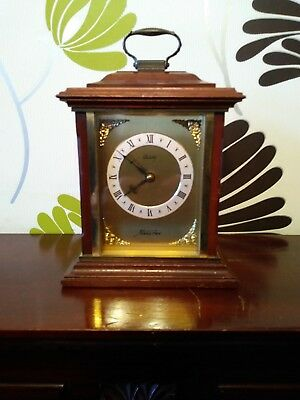 metamac vintage bracket clock