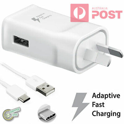 "Original Genuine Samsung Galaxy Tab S4 10.5"" SM-T830 FAST CHARGE AC WALL CHARGER"
