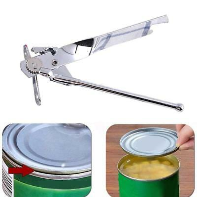 CAN JAR TIN BOTTLE OPENER FOOD CAMPING KITCHEN TOOL STAINLESS STEEL TOOL Pro