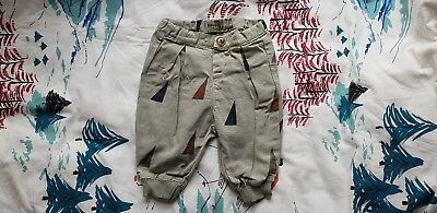 Bobo Choses Baby Trousers 6-12 Months