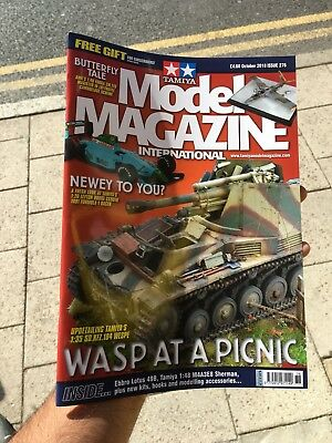 Tamiya Model Magazine International Issue 276 Oct 2018 Newey Leyton Hose F1