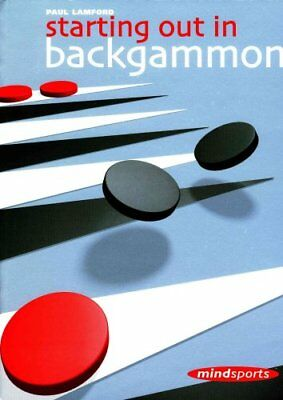 Starting Out in Backgammon by Paul Lamford 9781857442823 (Paperback, 2001)