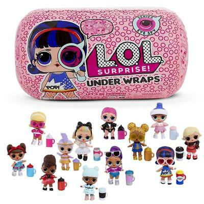 L.O.L Überraschung! Unter Wraps Doll- Serie Eye Spy 1A LOL Tots Innovation Puppe