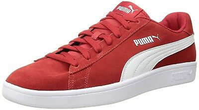 4ae946e43be5 PUMA SMASH V2 NBK Red Men s Shoes 365795 02 Sz 12 -  58.00