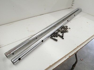 Rockwell Delta Jet Lock Table Saw Fence Rails from Model 10 Contractors Saw
