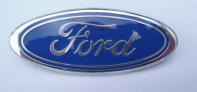 FORD Blue Oval Badge ( Tractor / Also Some Vans & Cars  )
