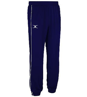 Clearance Brand New Gilbert Rugby Verve Tracksuit Trousers Navy 9- 10 Years