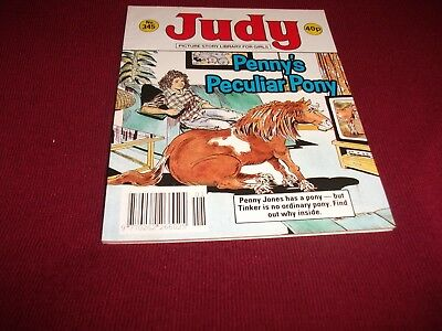 JUDY PICTURE STORY LIBRARY BOOK  from the 1990's: never been read - ex condit!