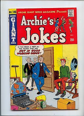 Archie's Jokes #146 Giant Double Sized issue