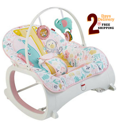 Toy Bar RollerBall Baby Chair Soothe Playing Removable Calming Vibrating Helping