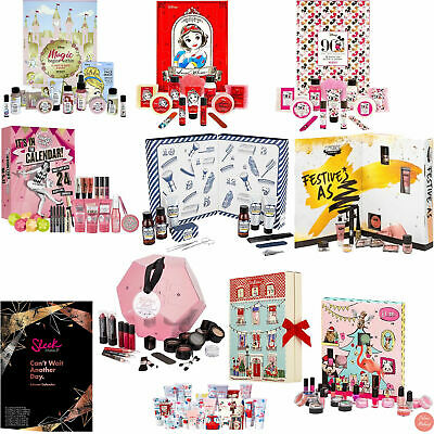Christmas Beauty Advent Calendars - Women's Makeup, Mens & Children's Disney