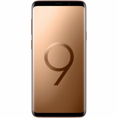 """Samsung Galaxy S9+ DualSim 64GB LTE Android Smartphone 6,2"""" gold"""