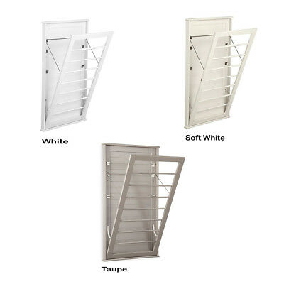 Wall Mount Laundry Rack Adjule E Saver Clothes Drying Rod Towel Hanger