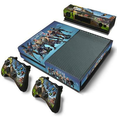 Fortnite PS4 Pro Only PlayStation 4 Skin Sticker Decal Console Controller Battle